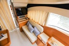 Azimut-45 Flybridge 2016 -Coral Gables-Florida-United States-Port Side Couch and Samsung Flat Screen TV-1269388 | Thumbnail