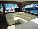 Spencer-Sportfish 2013-Fire Escape Pompano Beach-Florida-United States-Salon w/custom L-shaped Sofa with Gas Rams to Access Storage Beneath-1274267 | Thumbnail
