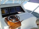 Spencer-Sportfish 2013-Fire Escape Pompano Beach-Florida-United States-Teak Helm Pod-1274288   Thumbnail