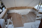 Spencer-Sportfish 2013-Fire Escape Pompano Beach-Florida-United States-Cockpit with Teak Decking and Padded Coaming-1274298 | Thumbnail