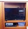 Silverton-402/422 Motoryacht 1997-For Petes Sake Ft Pierce-Florida-United States-Salon TV Console-1278534 | Thumbnail
