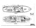 Elco-Deckhouse Motoryacht 1928-Queen O Scots Wickford-Rhode Island-United States-Deck and Cabin Layouts-1284962 | Thumbnail
