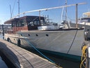 Elco-Deckhouse Motoryacht 1928-Queen O Scots Wickford-Rhode Island-United States-Starboard Profile  Prior to Winter Cover Installation-1284960 | Thumbnail