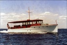 Elco-Deckhouse Motoryacht 1928-Queen O Scots Wickford-Rhode Island-United States-Elco Underway-1284798 | Thumbnail