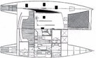Custom-Simpson Slipstream 15 1998-Journey II Gibsons-British Columbia-Canada-Layout-1285593   Thumbnail