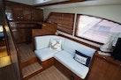 Bertram-450 Convertible 2002-SEA YA Sunny Isles Beach-Florida-United States-Settee And Wet Bar-1289314 | Thumbnail