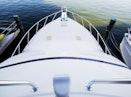 Bertram-450 Convertible 2002-SEA YA Sunny Isles Beach-Florida-United States-Foredeck From Flybridge-1289307 | Thumbnail