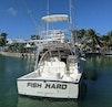 Carolina Classic-35 Express 2001-Fish Hard Key Largo-Florida-United States-Stern-1289633   Thumbnail