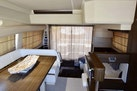 Azimut-54 Flybridge 2014-Suits Fort Lauderdale-Florida-United States-View To Aft From Galley And Dining-1292163 | Thumbnail