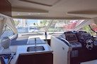 Azimut-54 Flybridge 2014-Suits Fort Lauderdale-Florida-United States-Galley And Lower Helm Details-1292151 | Thumbnail