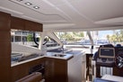 Azimut-54 Flybridge 2014-Suits Fort Lauderdale-Florida-United States-Galley And Lower Helm Overview-1292150 | Thumbnail