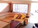 Hatteras-Convertible 1986-My Alyby Merritt Island-Florida-United States-Starboard Salon Seating-1294819   Thumbnail