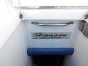 Hatteras-Convertible 1986-My Alyby Merritt Island-Florida-United States-Engine Room Entrance-1294859   Thumbnail