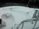 Viking-Sport Fisherman 1985-Jean V Hobe Sound-Florida-United States-Cockpit Sunshade From Above-1297270 | Thumbnail