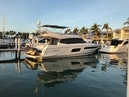 Prestige-550 2015-Higher Powered II Palm Coast-Florida-United States-Starboard Aft Profile-1300825 | Thumbnail