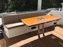 Prestige-550 2015-Higher Powered II Palm Coast-Florida-United States-Cockpit Seating & Table-1300830 | Thumbnail