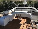Prestige-550 2015-Higher Powered II Palm Coast-Florida-United States-Flybridge Table Covered-1300827 | Thumbnail