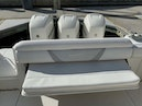 Boston Whaler-370 Outrage 2015-Reel Equity Fort Lauderdale-Florida-United States-Fold Down Transom Bench-1302008 | Thumbnail