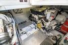 F&S-Custom Carolina with Seakeepers 2013-Epiphany Key Largo-Florida-United States-Engine Room-1447478 | Thumbnail