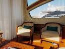 Tiara Yachts-5800 Sovran 2008-SLOWLY FOUR La Spezia-Italy-Tiara 5800 Sovran, Salon Detail-1306771 | Thumbnail