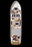 Hatteras-M90 2022-M90 PANACERA Seattle-Washington-United States-Lower Deck Arrangement-1574672 | Thumbnail