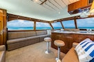 Hatteras-55 Convertible 1985-One More Fort Lauderdale-Florida-United States-Two UltraLeather Couches With Storage Underneath To Port-1313972 | Thumbnail