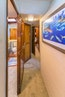 Hatteras-55 Convertible 1985-One More Fort Lauderdale-Florida-United States-Hallway-1313978 | Thumbnail