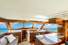 Hatteras-55 Convertible 1985-One More Fort Lauderdale-Florida-United States-Salon And Galley Forward-1313975 | Thumbnail