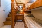 Hatteras-55 Convertible 1985-One More Fort Lauderdale-Florida-United States-Stairs To Staterooms And Guest Stateroom-1313977 | Thumbnail