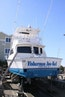 Ocean Yachts-55 Super Sport 1988-Fisherman Joe Kel Jensen Beach-Florida-United States-Stern Profile   On The Hard-1315897 | Thumbnail