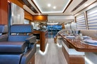 Dyna Yachts-63 Hardtop 2020 -North Palm Beach-Florida-United States Lower Helm Dinette-1754753   Thumbnail