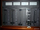 Sabre-36 Express Cruiser 2001-Cause We Can Palm Beach Gardens-Florida-United States-Electrical Panel-1318583 | Thumbnail