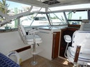 Sabre-36 Express Cruiser 2001-Cause We Can Palm Beach Gardens-Florida-United States-Helm Deck To Port, Cabin Entry-1318594 | Thumbnail