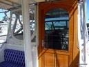 Sabre-36 Express Cruiser 2001-Cause We Can Palm Beach Gardens-Florida-United States-Enclosed Helm Deck Entry-1318562 | Thumbnail