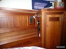 Sabre-36 Express Cruiser 2001-Cause We Can Palm Beach Gardens-Florida-United States-Master Stateroom Storage-1318570 | Thumbnail