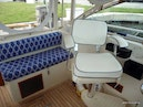 Sabre-36 Express Cruiser 2001-Cause We Can Palm Beach Gardens-Florida-United States-Helm Seating-1318574 | Thumbnail