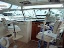 Sabre-36 Express Cruiser 2001-Cause We Can Palm Beach Gardens-Florida-United States-Helm Seats-1318575 | Thumbnail