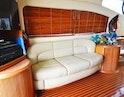 Azimut-46 Motor Yacht 2003-ChrAmy Melbourne-Florida-United States-Port Settee-1318888 | Thumbnail