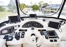 Azimut-46 Motor Yacht 2003-ChrAmy Melbourne-Florida-United States-Flybridge Helm-1318882 | Thumbnail