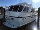 Hatteras-53 Classic Motor Yacht 1984 -Jensen Beach-Florida-United States-Port Aft-1321502 | Thumbnail