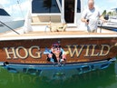 Ocean Yachts-Convertible 2009-Hog Wild Key West-Florida-United States-Transom-1322163 | Thumbnail