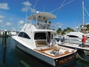 Ocean Yachts-Convertible 2009-Hog Wild Key West-Florida-United States-Port Aft Qtr View-1322134 | Thumbnail