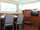 Carver-500 Cockpit Motor Yacht 1997-Happenstance Stuart-Florida-United States-Dining Area-1341003 | Thumbnail