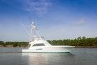 Viking-58 Convertible 2000-Geaux Deep Orange Beach-Alabama-United States-2000 58 Viking Convertible Geaux Deep Starboard Profile 2-1343401 | Thumbnail