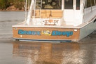 Viking-58 Convertible 2000-Geaux Deep Orange Beach-Alabama-United States-2000 58 Viking Convertible Geaux Deep Transom-1343404 | Thumbnail
