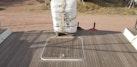 Hanse-540e 2008-Ouldary Las Playitas-Mexico-Aft Deck and Life Raft-1344533   Thumbnail
