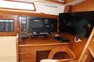Tayana-48 1995-Lady Jennili Cape Canaveral-Florida-United States-Salon Nav Desk TV-1350657 | Thumbnail