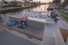 Nordlund-Raised Pilothouse 1985-Quiet Storm Fort Lauderdale-Florida-United States-Flybridge Looking Aft-1367089   Thumbnail