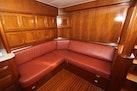 Donzi-Roscioli Express 2004-Kaarmaa Stuart-Florida-United States-Salon Starboard L-Shaped Settee-1354511   Thumbnail