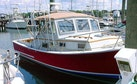Webbers Cove-Downeast 1996-TIKI Jamestown-Rhode Island-United States-Starboard Profile At Dock-1354543   Thumbnail